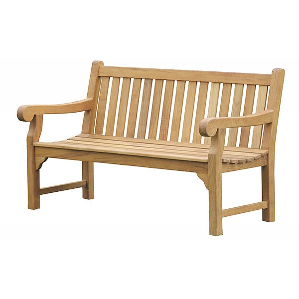 Strange Indonesian Commercial Teak Benches Totbb0034 Wholesale Furniture Evergreenethics Interior Chair Design Evergreenethicsorg